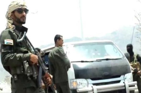 بدء خطة اعادة انتشار قوات الأمن في العاصمة عدن