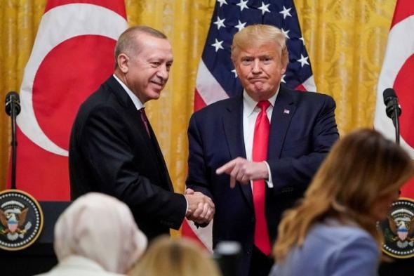 ترامب وأردوغان يفشلان في تسوية خلافاتهما