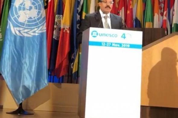 سفير اليمن لدى (اليونسكو ) يحذر من تعرض آثار اليمن للسرقة والنهب