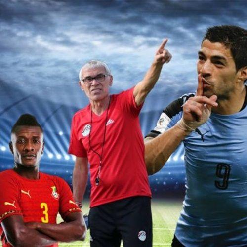 رابط سريع مباراة مصر واوروجواي بث مباشر كاس العالم 2018