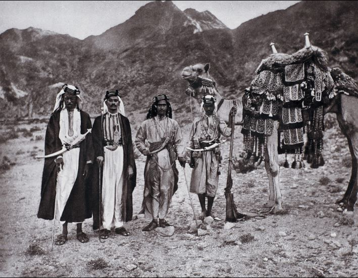 شاهد.. صور لمكة المكرمة من القرن الـ 19 تباع بمبلغ قياسي