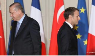 فرنسا تهدد بفرض عقوبات على تركيا بسبب أسلوب أردوغان