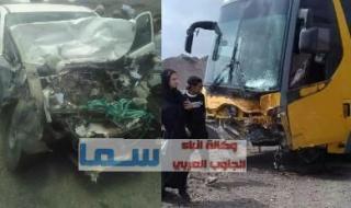 عاجل .. وفاة شخص في حادث مروري مروع في طريق الضالع – عدن