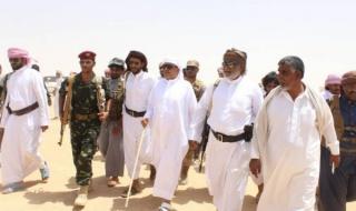 مشائخ المهرة يجددون رفضهم اقامة معسكرات سعودية في المحافظة