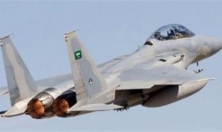 مقاتلات التحالف تدك معسكر تدريبي للحوثيين بذمار