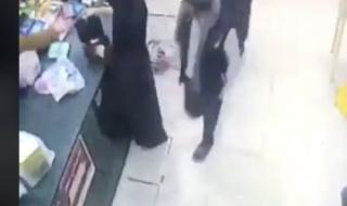 واقعة تحرش جديدة بحق امرأة سعودية داخل أحد البقالات بتبوك (شاهد)