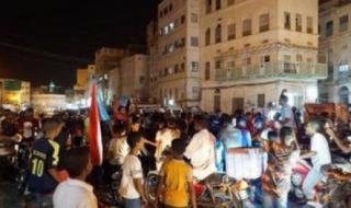 مدن جنوبية تحتفل بالنصر في عدن
