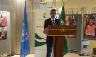 عبد العزيز الواصل:المملكة السعودية تولي أهمية قصوى لتعزيز واحترام القانون الدولي الإنساني