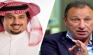 تركي آل الشيخ: زيارة الخطيب ودية ولم نتحدث في الأمور الرياضية