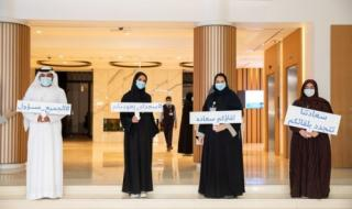 50 % من موظفي حكومة دبي يباشرون أعمالهم من المكاتب وسط تفاؤل والتزام بالاحترازات
