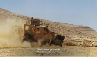 مقتل 23 حوثيا في صد الجيش الوطني لزحف حوثي بنهم