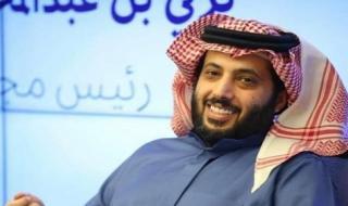 """المستشار تركي آل الشيخ ينشر رسالة مؤثرة """"لا أحب الهزيمة وربنا معايا""""."""