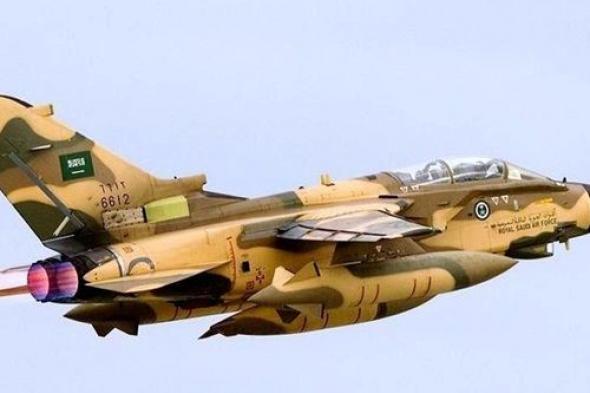 صورة الطيار السعودي الذي استشهد إثر تحطم طائرته في أبين