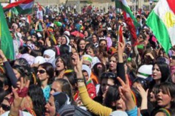 بالفيديو.. مظاهرات في ايران ابتهاجا بالإستفتاء الكردي