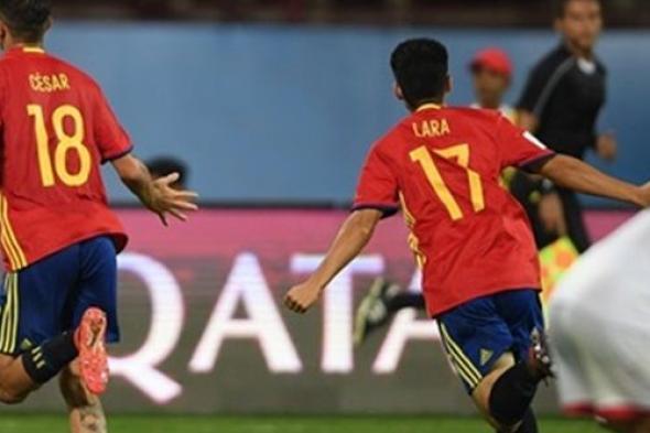 مشاهدة مباراة إنجلترا وإسبانيا بث مباشر اليوم 28-10-2017 نهائي كأس العالم تحت 17 سنة