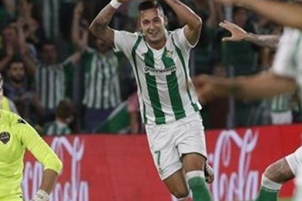 مشاهدة مباراة ريال بيتيس وخيتافي بث مباشر بتاريخ اليوم الجمعة 3-11-2017 في الدوري الاسباني