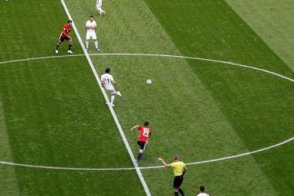 مباراة مصر و اوروجواي