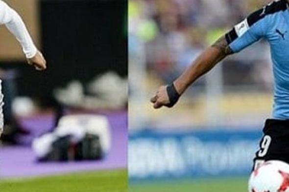 شاهد الان مباراة مصر واوروجواي في كاس العالم