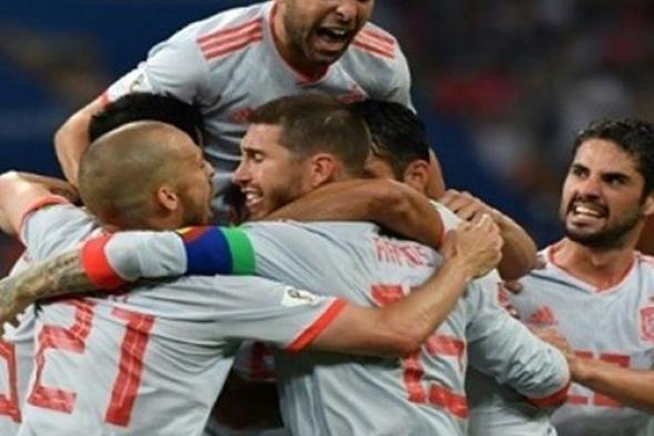 انطلاق مباراة اسبانيا وايران بث مباشر بدون تقطيع كاس العالم
