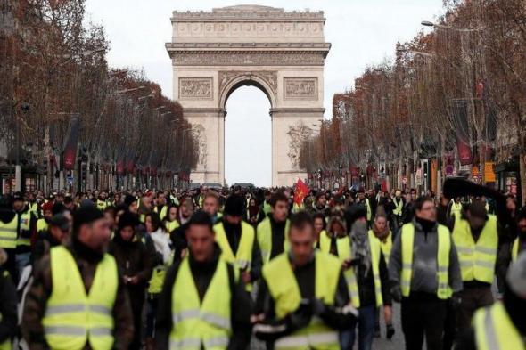 إلى أين سيؤول حراك السترات الصفراء في فرنسا؟