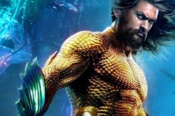 في أقل من أسبوع.. Aquaman يحقق 365 مليون دولارًا أمريكيًا