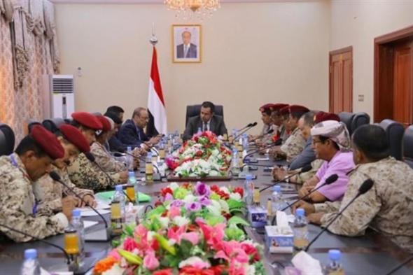 تفاصيل اجتماع طارئ للجنة الامنيه العليا بشأن قصف الحوثيين لقاعده العند