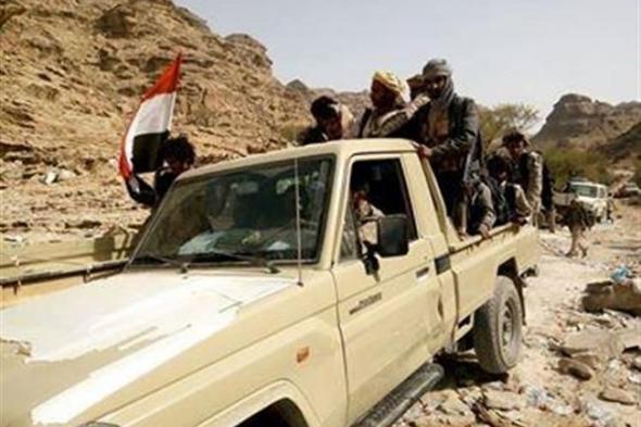 """صعدة..قوات الجيش الوطني تحرر سلسلة جبال """"المليل"""" بكتاف وتأسر عدد من الحوثيين بينهم قيادي"""