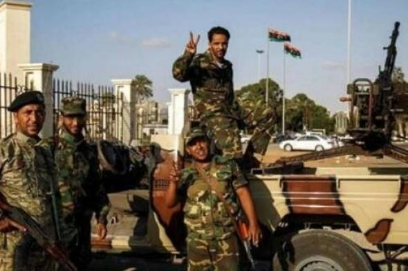 تحميل السراج مسؤولية التصعيد .. حشد عسكري جنوب العاصمة طرابلس