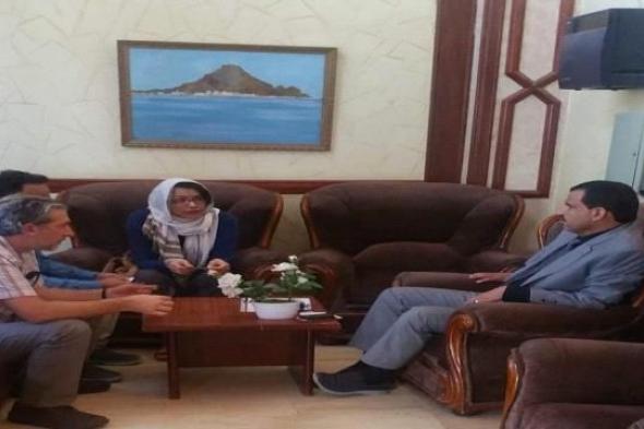 مناقشة التعاون والتنسيق بين وزارة الداخلية ومنظمة أطباء بلا حدود