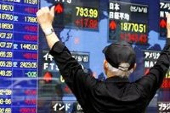 """المؤشر """"نيكي"""" الياباني ينخفض 0.12% في بداية التعاملات بطوكيو"""