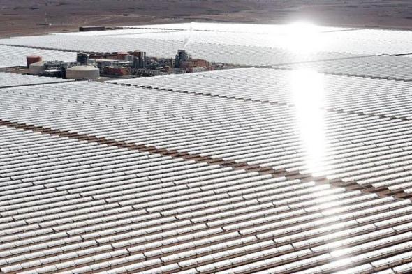 أمريكا تدرس فرض رسوما على واردات الخلايا الشمسية