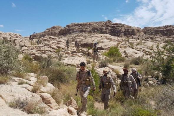 صعدة: الجيش الوطني يحبط عملية هجوم لمليشيا الحوثي الانقلابية بالحشوة