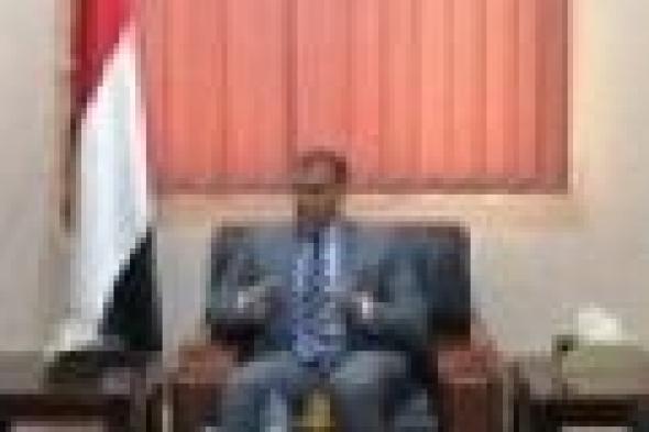 نائب وزير الخارجية يشدد على ضرورة نقل مكاتب الأمم المتحدة إلى العاصمة المؤقتة عدن