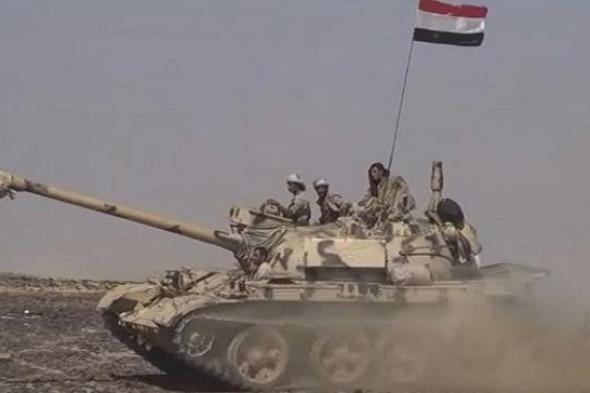 صعدة : الجيش الوطني يحرر مناطق جديدة غرب باقم