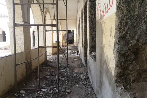 """: مدير عام التواهي يطلع على مستوى الإنجاز في مشروعي مدرسة """"سالم عمر"""" وثانوية """"تمنع"""""""