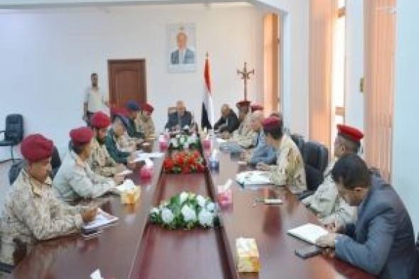 : اللجنة الأمنية بتعز تقر إجراءات صارمة لتثبيت الأمن والاستقرار في المحافظة