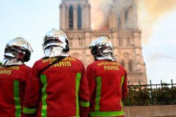 اغتصبوها جماعيًا.. عقوبة السجن تطارد 6 من رجال إطفاء حريق كاتدرائية نوتردام
