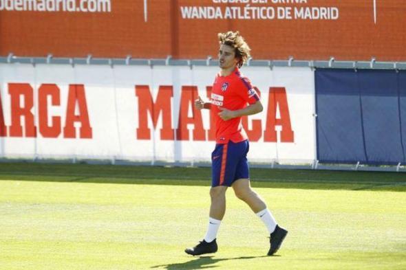 رسميًا.. غريزمان يعلن رحيله عن أتلتيكو مدريد