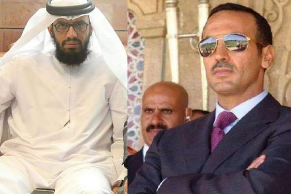 """كيف تسبب حضور """" احمد علي """" حفل افطار في """" ابو ظبي """" في اهانة """" هاني بن بريك """" !( صور )"""
