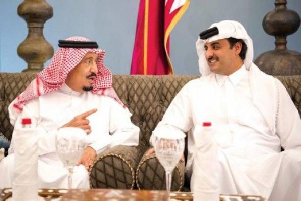 عاجل : رسالة هامة من الملك سلمان لملك قطر قد تنهي الازمة بشكل كامل بين البلدين (تعرف ماجاء فيها )