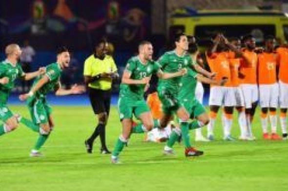 """الجزائر تتأهل للمربع الذهبي بعد """"معركة ماراثونية"""""""