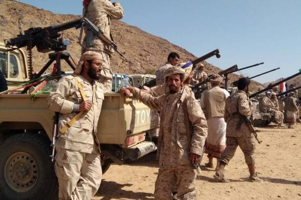 البيضاء : قتلى وجرحى من مليشيات الحوثي في مواجهات مع الجيش الوطني بمديرية الزاهر