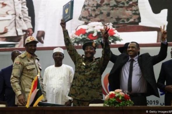 ألمانيا تَعِد بدعم السودان وتشيد باتفاق نقل السلطة
