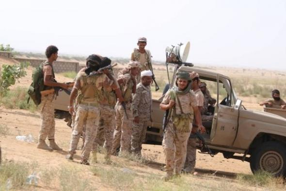 الجيش الوطني ينفذ هجوم على تعزيزات لمليشيا الحوثي بجبهة الرزامات في محافظة صعدة