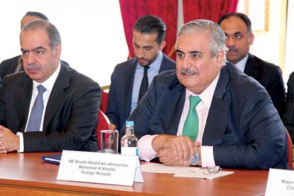 وزير خارجية البحرين: قطر تلعب دوراً تخريبياً لعرقلة الحل في اليمن