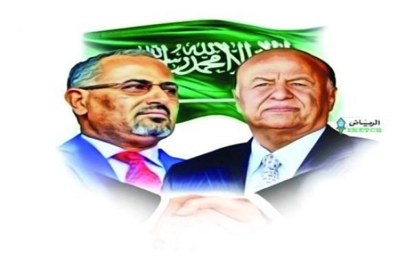 اول تعليق اماراتي على لقاء هادي بوفد المجلس الانتقالي