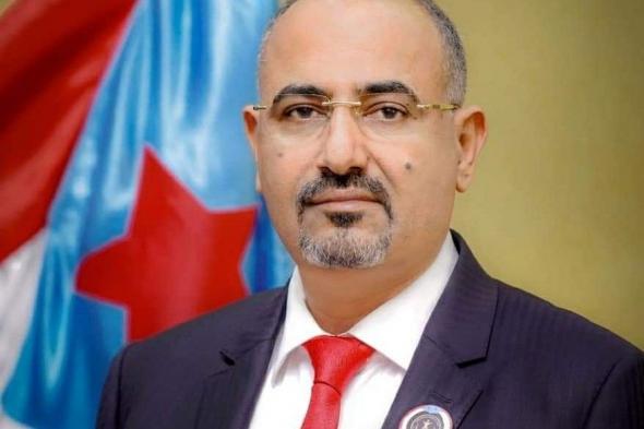 الزُبيدي يُعزي اللواء حسين عرب بوفاة شقيقه صالح
