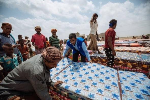 منظمة الهجرة تعلن عن نزوح اكثر من 390 الف يمني منذ بداية العام