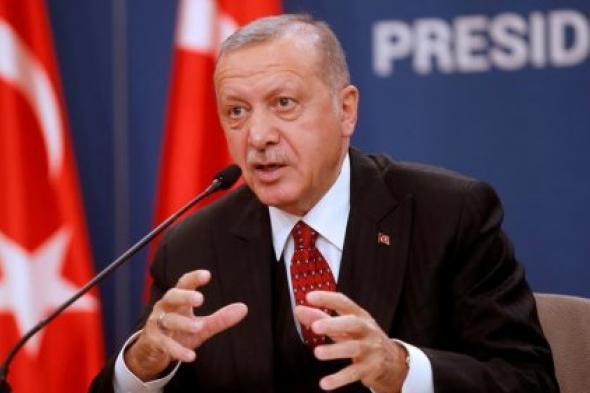 """تداول هاشتاج """"أردوغان يدمر الاقتصاد التركي"""" عقب إصراره علي بناء قناة إسطنبول"""