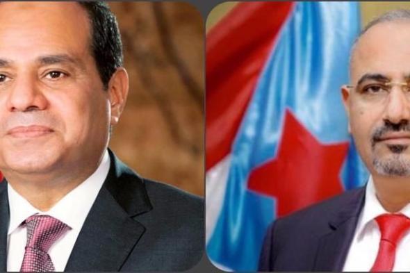 الرئيس الزُبيدي يُعزي في وفاة الرئيس المصري الأسبق محمد حسني مبارك